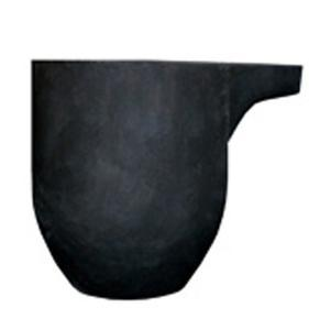 China SiC Graphite Crucible For Aluminum on sale