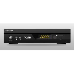 China HD Satellite Receiver, DVB-S2 Digital Receiver Set Top Box With Multi-language Menu on sale