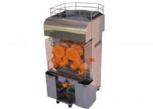 China All-In-One Automatic Orange Juice Squeezer Portable For Restaurants on sale