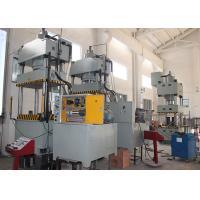 High Speed Hydraulic Press Equipment , Hydraulic Door Press Machine 4000 KN