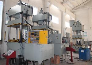 China High Speed Hydraulic Press Equipment , Hydraulic Door Press Machine 4000 KN on sale