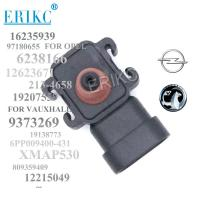 China ERIKC 8093594090 Manifold Absolute 97180655 Intake air Pressure Map Sensor 16235939 for Chevrolet Buick GMC SAVANA on sale