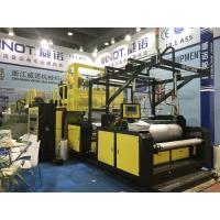 China Consumption Fully Automatic Cast Film Extrusion Machine Easy Operation 150 KG / H on sale