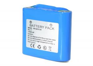 China 4.8 Volt Rechargeable Battery Pack , Nimh 2000mah Battery For X Rite Densitometer 500 Series on sale