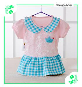 China High Quality Odell Baby Girl Dress for Summer on sale