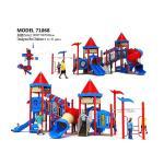 1090*730*520cm Dimension Childrens Outdoor Slide For Children Under 12 Years