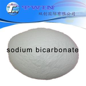 Quality food grade Sodium bicarbonate NaHCO3 CAS No.: 144-55-8 for sale