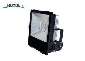 China Energy Saving Outdoor LED Flood Lights Black Housing Waterproof LED Flood Light on sale