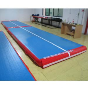 China inflatable air track gymnastics on sale
