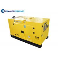10kw to 50kw Silent Generator Set diesel engine With Electric starter