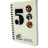 China Cheap price!! recycled spiral notebook/school notebook /paper notebook on sale