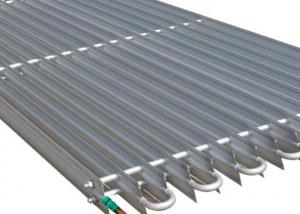 China Cold Room 7.94mm Evaporator Aluminum Refrigeration Row on sale