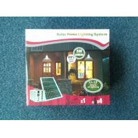 Multifunction 20 Watt Solar Home Lighting System , Solar Energy Home Systems