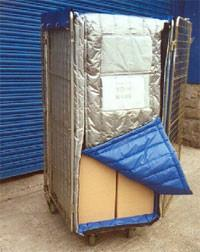 China Durable Tesco Insulated Liner Heavy Grade Weather Proof PVC Material on sale