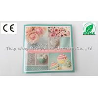 Festival Customized Musical Greeting Card , lovely music birthday card