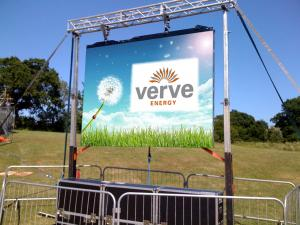 China High Definition P16 Outdoor Full Color Rental Led Screen With CE & RoHS on sale
