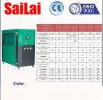 Custom Industrial Process Chiller Units , Industrial Water Cooled Chiller Over Load Protection
