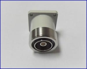 China Powder coating connector 7/16 rf connector din connector on sale