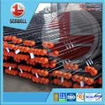 "Hot sales API 5CT  2-3/8"" N80 seamless steel tubing pipe with coating"