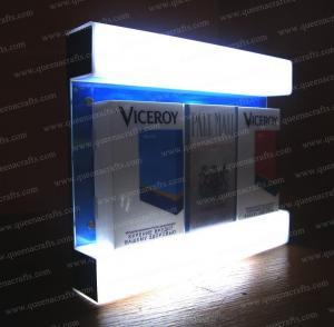 China CD (39) Acrylic Tobacco Storage Box on sale