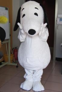 Quality Hi Quality Cartoon Custom Character scooby dog mascot costumes for sale