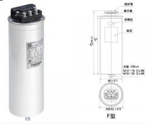 China Harmonic Filter Capacitor  TMPDSY (Type F) on sale