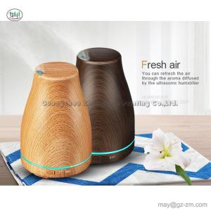 China Ultrasonic Air Humidifier Essential Oil Diffuser Aroma Lamp Aromatherapy Electric Aroma Diffuser Mist Maker for Home on sale