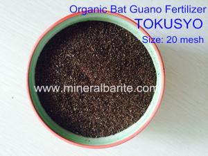 China High Nitrogen Natural Organic Guano Fertilizer From Bat With 20 Mesh Powder on sale
