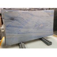 Natural Beautiful Precious Brazil Blue Granite Macaubas Slab and Tile