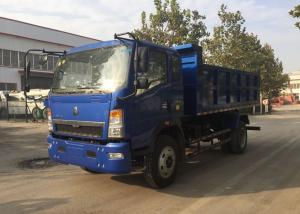 China Construction Heavy Duty Dump Truck 4×2 Tipper For Transporting Loose Material on sale
