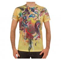 oem service polyester men t shirts full sublimated fashion t shirts cheap tee shirts made in china