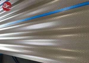 China 0.12 - 0.2mm Colour Coated Roofing Sheets Galvanized For Xcmg Spares Parts on sale