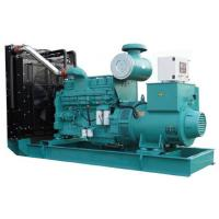 China 100kva - 1600kva Cummins Diesel Generator Set NTA855-G1A on sale