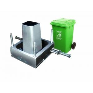Custom Hot Runner Pet Preform Mould , Large Rubblish Bucket Abs Plastic Molding