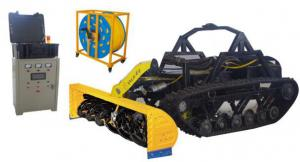 China Underwater Dredging ROV, 50M Diving Depth For Underwater Pipe Project on sale