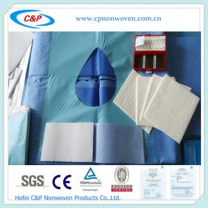 Quality Disposable EO Sterile Hip Drape Kit for sale