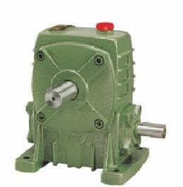 China WPA / WPO / WPS Type 120 / 135 / 155 Worm Helical Gearboxes Speed Reducer Gearbox on sale