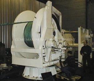 China 30ton Marine Hydraulic mooring winch for sale on sale