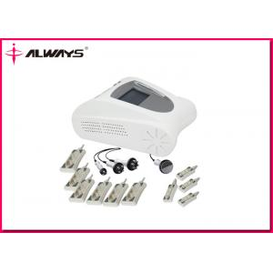 China 650nm Fat Reduction Lipo Laser Slimming Machine With 4 And 6 Polar RF 5mhz on sale