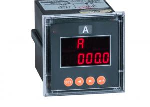 China Digital Single Phase Energy Meter , Stable / Reliable Reactive Power Meter on sale