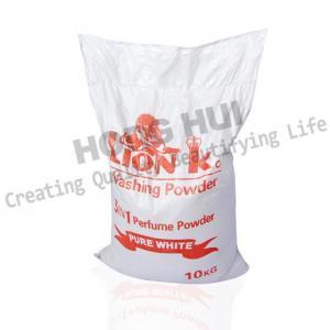 China Lion K Big Bag Pack Cloth Washing Powder on sale