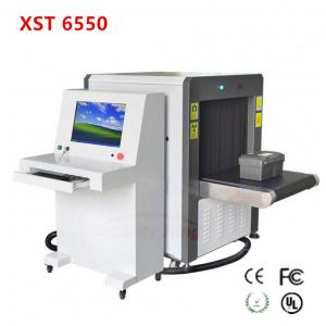 China Super Airport Security Check X Ray Baggage Scanner Equipment , XST -6550 on sale