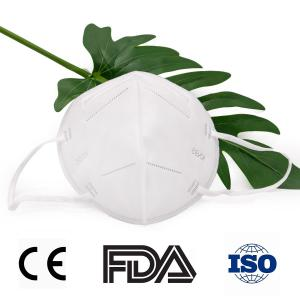 China KN95 FFP2 FFP3 N95 Face Mask Particulate Respirator With CE FDA ISO Certificate on sale