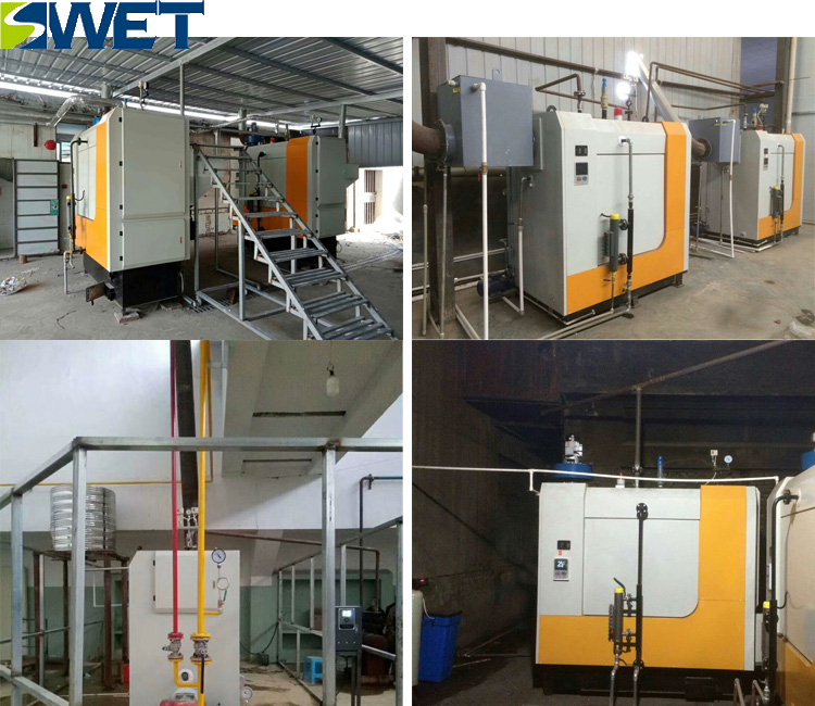 biomass steam boiler