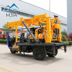 China XYC-200A Hydraulic Rotating Rock Core Machine Water Well Drilling Rig On Sale on sale
