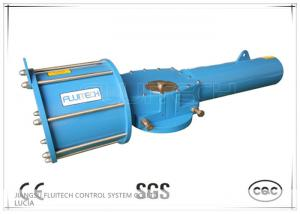 China SIL certificate single acting Scotch Yoke Pneumatic Actuator for valves on sale
