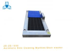 China Automatic Shoe Sole Cleaner Machine For Chemical Industry Without Handle on sale