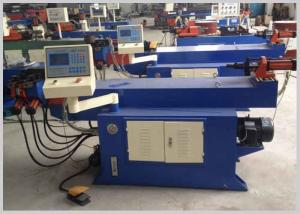 China Microcomputer Control Pipe Bending Equipment , Hydraulic Tube Bending Machine on sale