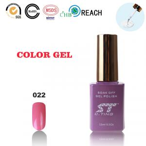 China healthy wholesale nail polish with shinny color on sale
