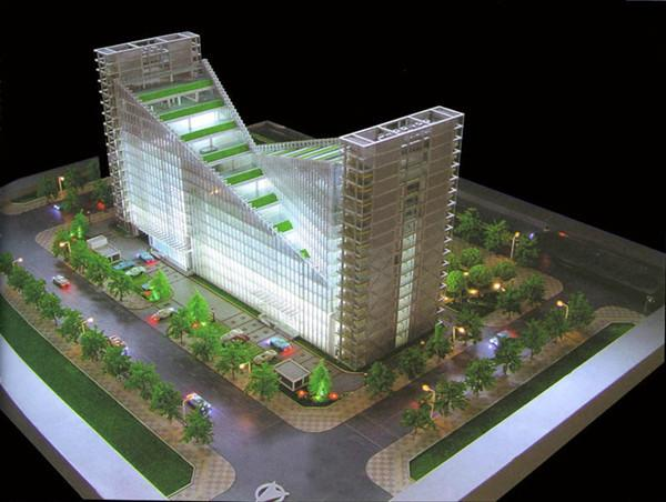 Architectural Model Supplies   Highly Massing Architectural Model Supplies For Commercial Building